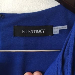 Ellen Tracy Dresses - • ellen tracy cobalt formal dress •
